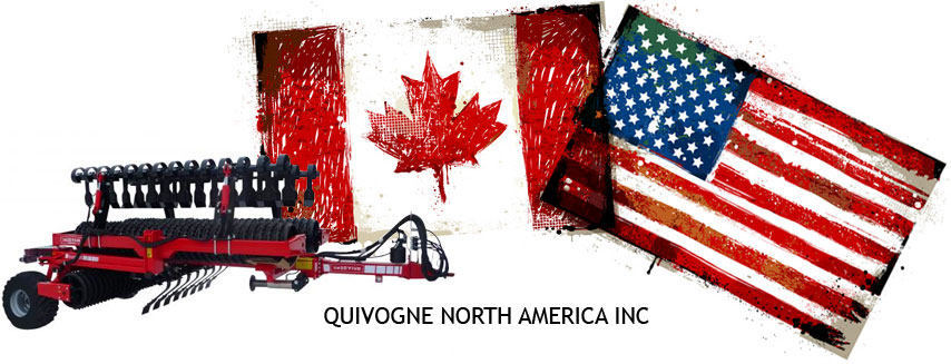 Quivogne North America